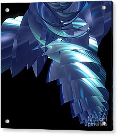 Jammer Turbo Sheen 001 Acrylic Print by First Star Art
