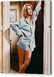Jane Fonda In Barefoot In The Park  Acrylic Print