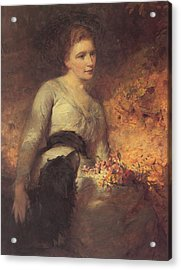 Jane Isabella Baird Acrylic Print