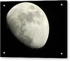 January Moon 1 Acrylic Print
