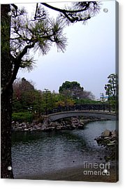 Acrylic Print featuring the photograph Japan by Andrea Anderegg