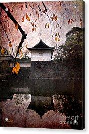 Japanese Autumn Acrylic Print