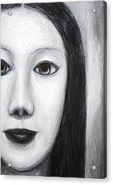 Japanese Female Vampire Acrylic Print by Kazuya Akimoto