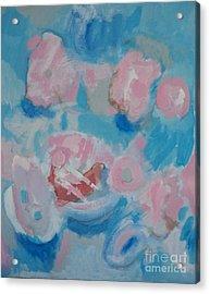 Jardin Acrylic Print by Jay Manne-Crusoe