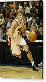 Jason Willams Acrylic Print by Don Olea