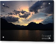 Jasper Quiet Time Acrylic Print by Bob Christopher