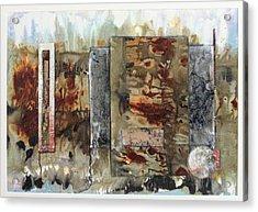 Java Acrylic Print by Lee Canalizo