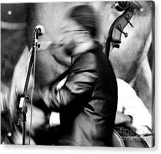 Jazz 7 Acrylic Print