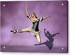 Jazzy Jete Acrylic Print by Andre Price