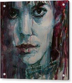 Je T'aime Acrylic Print by Paul Lovering
