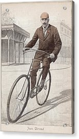 Jean Beraud (1849-1935) French Acrylic Print by Mary Evans Picture Library