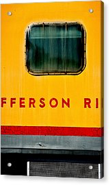 Acrylic Print featuring the photograph Jefferson River by Bud Simpson