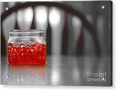 Jelly Balls Acrylic Print by Bobby Mandal