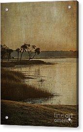Jenkins Creek Dawn Acrylic Print