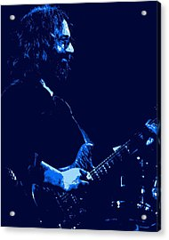 Jerry Happy At Winterland 2 Acrylic Print by Ben Upham