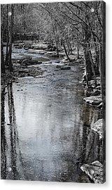Jessamine Creek Acrylic Print by Diana Boyd
