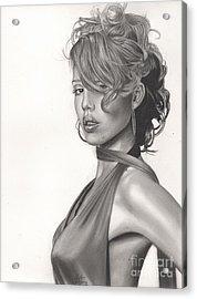 Jessica Acrylic Print