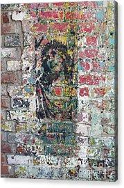Jesus At Noda Acrylic Print