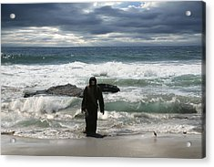 Jesus Christ- Behold I Come Quickly Acrylic Print