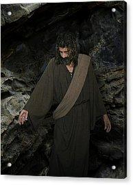 Jesus Christ- Lazarus Come Forth Acrylic Print