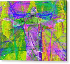 Jesus Christ Superstar 20130617p32 Horizontal Acrylic Print by Wingsdomain Art and Photography
