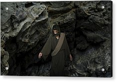 Jesus- He Cried With A Loud Voice Lazarus Come Forth Acrylic Print