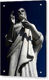 Jesus II Acrylic Print