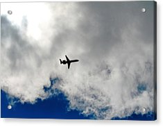 Jet Airplane Acrylic Print