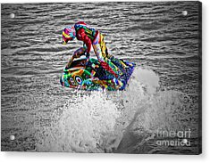 Jet Ski Acrylic Print