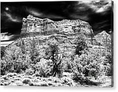 Jewel In The Desert Acrylic Print by John Rizzuto