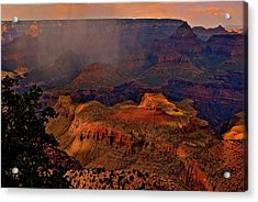 Jewel Of The Grand Canyon Acrylic Print