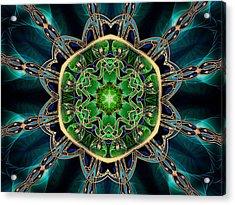 Jewel Of The Nile Acrylic Print