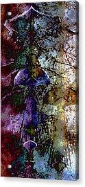 Jewel Tones Acrylic Print
