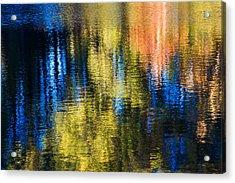 Jeweled Reflection 1 Acrylic Print