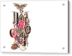 Jewellery Acrylic Print