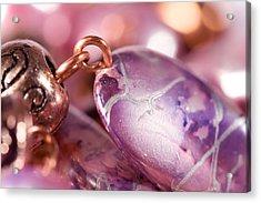 Jewelry Acrylic Print