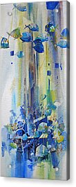 Jewels Of The Islands Acrylic Print