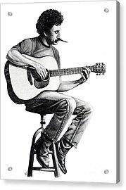 Jim Croce Acrylic Print