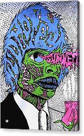 Joe The Monster Acrylic Print