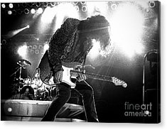 Joeperry-gp03 Acrylic Print by Timothy Bischoff