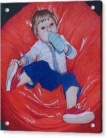 Joey Acrylic Print