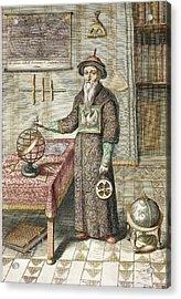 Johann Schall Von Bell Acrylic Print