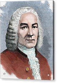 Johann Sebastian Bach (eisenach Acrylic Print