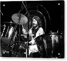 John Bonham 1977 Led Zeppelin Acrylic Print