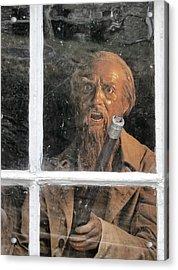 John Brown Harpers Ferry Acrylic Print by Patricia Januszkiewicz