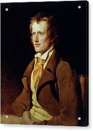 John Clare (1793-1864) Acrylic Print