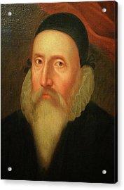 John Dee Acrylic Print by Universal History Archive/uig