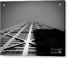 John Hancock Center Acrylic Print