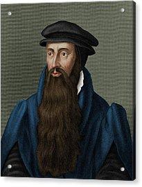 John Knox Acrylic Print by Maria Platt-evans