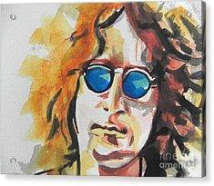 John Lennon 03 Acrylic Print